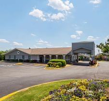 Quality Inn and Suites Greenville - Haywood Mall