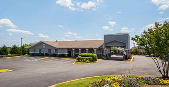 Quality Inn and Suites Greenville - Haywood Mall - Greenville - Toà nhà