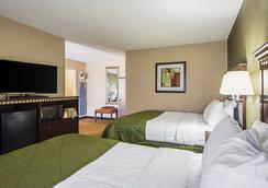 Quality Inn and Suites Greenville - Haywood Mall - Greenville - Makuuhuone
