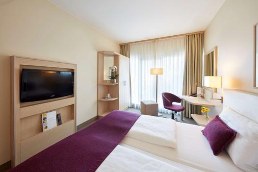 Ghotel Hotel & Living Koblenz - Koblenz - Schlafzimmer