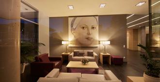 Ghotel Hotel & Living Koblenz - Coblenza - Lounge