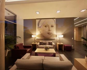 Ghotel Hotel & Living Koblenz - Кобленц - Лаунж