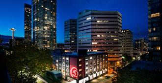 Staypineapple, Hotel Five, Downtown Seattle - Seattle - Gebäude