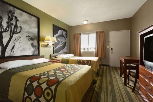 Super 8 Ridgecrest - Ridgecrest - Bedroom