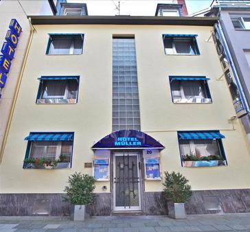 Hotel Müller Köln - Cologne - Toà nhà
