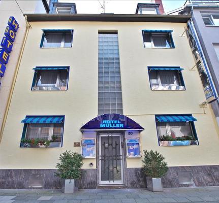 Hotel Müller Köln - Cologne - Building