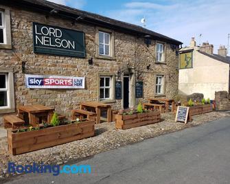The Lord Nelson Inn B&B - Blackburn - Gebouw