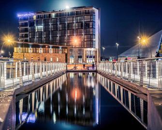Hotel Mercure Cherbourg Centre Port - Cherbourg-en-Cotentin - Rakennus