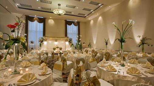 Four Points by Sheraton Galerias Monterrey - Monterrey - Banquet hall