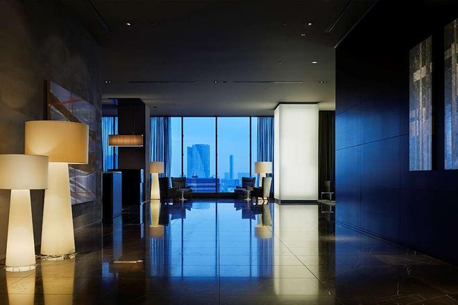 Mitsui Garden Hotel Ginza Premier - Tokio - Lobby