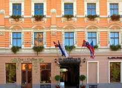 Garden Palace Hotel - Riga - Gebouw
