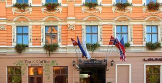 Garden Palace Hotel - Riga - Bangunan