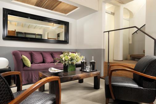 馬里奧德菲奧里 37 酒店 - 羅馬 - 羅馬 - 客廳
