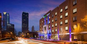 Holiday Inn Express & Suites Oklahoma City Dwtn - Bricktown - Oklahoma City - Building