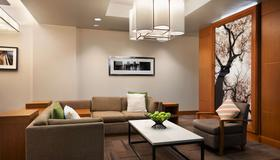 Hyatt Place Washington DC/White House - Washington - Living room
