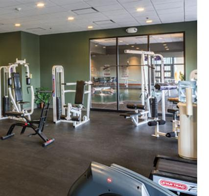 Prescott Resort & Conference Center - Prescott - Gym