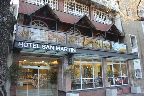 Hotel San Martin - Mendoza - Rakennus