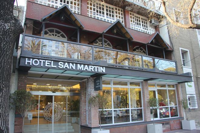 Hotel San Martin - Mendoza - Building