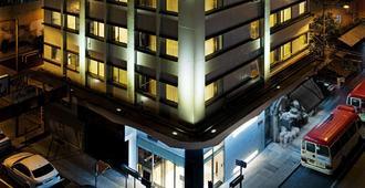 Minimal Hotel Bazaar - Hong Kong - Edificio