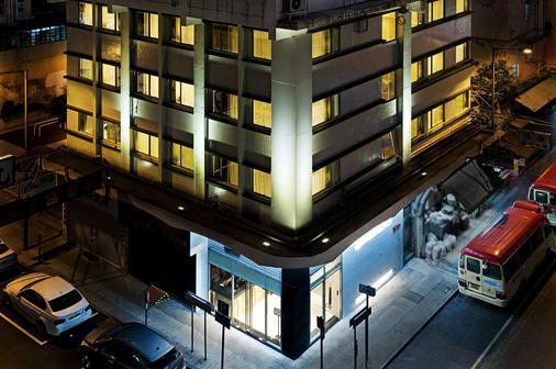 Minimal Hotel Bazaar - Hongkong - Rakennus