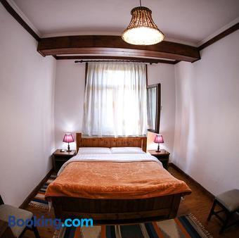 Hotel Bujtina e Bardhe - Korçë - Bedroom