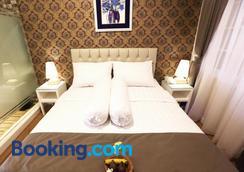 F Hotel Jakarta - South Jakarta - Phòng ngủ