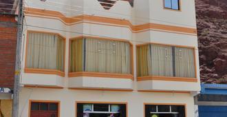 Hostal Butch Cassidy - Tupiza - Edificio