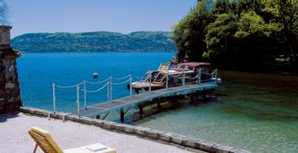 Grand Hotel Majestic - Verbania - Beach