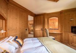 Hotel Chalet del Sogno - Madonna di Campiglio - Bedroom
