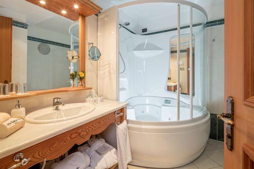 Hotel Chalet del Sogno - Madonna di Campiglio - Bathroom