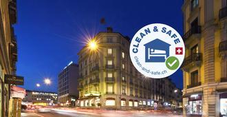 Hotel International & Terminus - Geneva - Outdoors view