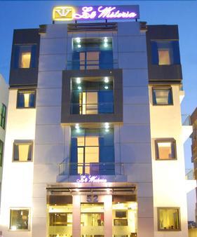 호텔 라 위스테리아 - 뉴델리 - 건물