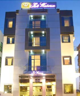 Hotel La Wisteria - Nova Deli - Edifício