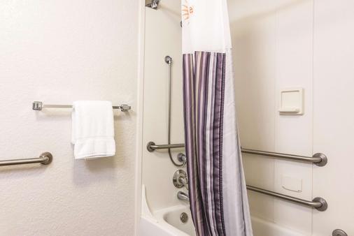奧蘭多機場北部拉昆塔套房酒店 - 奥蘭多 - 奧蘭多 - 浴室