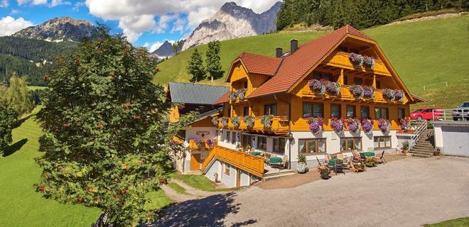 Pension Bartlbauer - Ramsau am Dachstein - Outdoor view