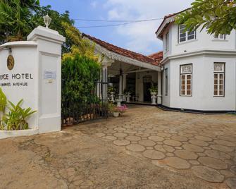 Royce Boutique Hotel - Dehiwala-Mount Lavinia - Byggnad