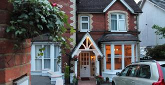 Abbey House Hotel - Reading - Gebouw