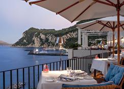 J.K. Place Capri - Capri - Restaurante