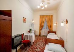 George Hotel - Lviv - Phòng ngủ