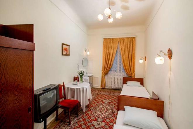 George Hotel - Lviv - Makuuhuone