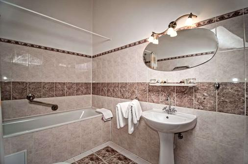 George Hotel - Lviv - Bathroom
