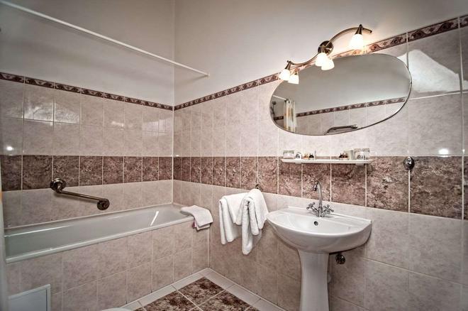 George Hotel - Lviv - Kylpyhuone