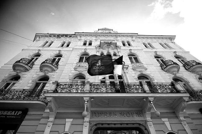 George Hotel - Lviv - Rakennus