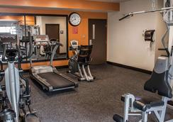 Comfort Inn Federal Way - Seattle - Federal Way - Fitnessbereich