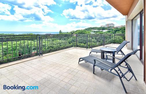 lti Dolce Vita Sunshine Resort - Golden Sands - Balcony