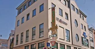 Hotel Aulmann - Τρηρ - Κτίριο