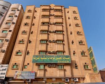 OYO 391 Asdaf Al Jubail Furnished Apartments - Al Jubail - Gebouw