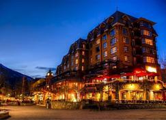 Sundial Boutique Hotel - Whistler - Budynek