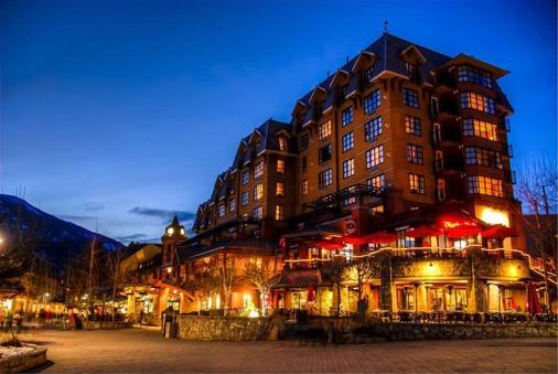Sundial Boutique Hotel - Whistler - Κτίριο