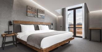 Iota Hotel Tbilisi - טביליסי - חדר שינה